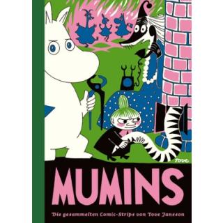 Mumins 2 (grün)