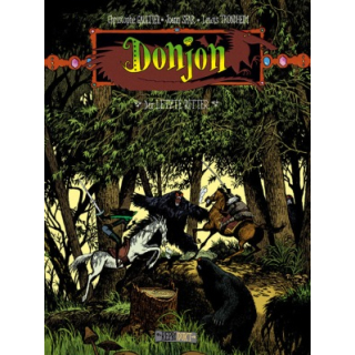 Donjon Morgengrauen 83 - Der letzte Ritter