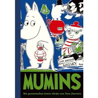 Mumins 3 (blau)