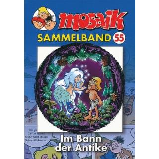 Mosaik Sammelband 55 - Im Bann der Antike