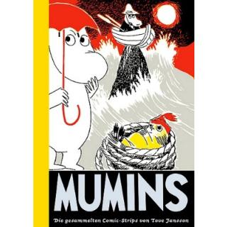 Mumins 4 (gelb)