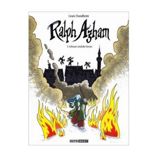 Ralph Azham 3 - Schwarz sind die Sterne