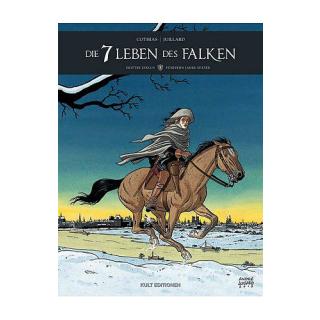Die 7 Leben des Falken, 3. Zyklus