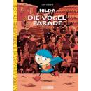 Hilda und die Vogelparade HC