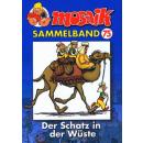 Mosaik Sammelband 75 - Der Schatz in der Wüste
