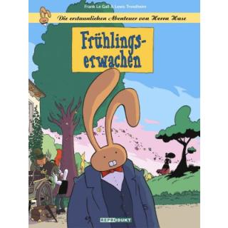 Die erstaunlichen Abenteuer von Herrn Hase 6 - Frühlingserwachen