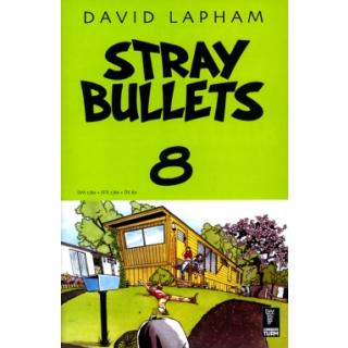 Stray Bullets 8