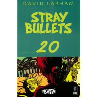 Stray Bullets 20
