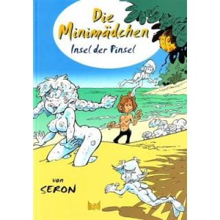 Die Minimädchen 3 - Insel der Pinsel