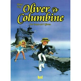 Oliver & Columbine 10 - Der Traum mit 7 Pforten