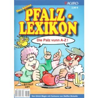 Das kleine Pfalz-Lexikon