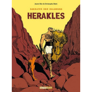 Sokrates der Halbhund 1 - Herakles