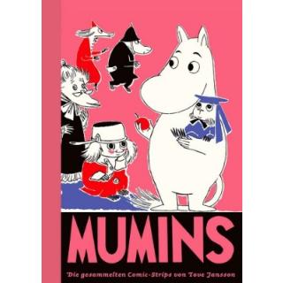 Mumins 5 (rosa)