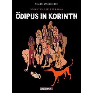 Sokrates der Halbhund 3 - Ödipus in Korinth